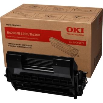 Originálny toner OKI 09004078 (Čierny)