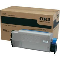 Toner do tiskárny Originálny toner OKI 44661802 (Čierny)