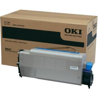 Originálny toner OKI 44661802 (Čierny)