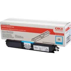 Toner do tiskárny Originálny toner OKI 44250723 (Azúrový)