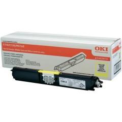 Toner do tiskárny Originálny toner OKI 44250721 (Žltý)