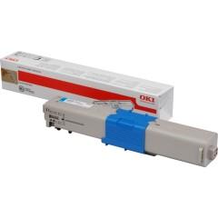 Toner do tiskárny Originálny toner OKI 44973535 (Azúrový)