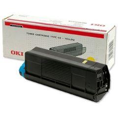 Toner do tiskárny Originálny toner OKI 42804513 (Žltý)