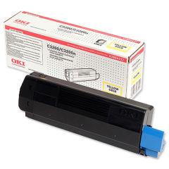 Toner do tiskárny Originálny toner OKI 42804537 (Žltý)
