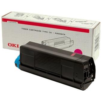 Originálny toner OKI 42804506 (Purpurový)