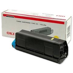Toner do tiskárny Originálny toner OKI 42804505 (Žltý)