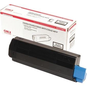 Originálny toner OKI 42127457 (Čierny)