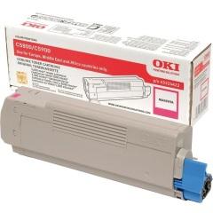 Toner do tiskárny Originálny toner OKI 43324422(Purpurový)