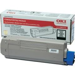 Toner do tiskárny Originálny toner OKI 43865724 (Čierny)