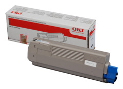 Toner do tiskárny Originálny toner OKI 44315308 (Čierný)