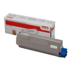 Toner do tiskárny Originálny toner OKI 44315307 (Azúrový)