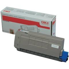 Toner do tiskárny Originálny toner OKI 44318606 (Purpurový)