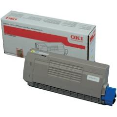 Toner do tiskárny Originálny toner OKI 44318605 (Žltý)