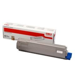Toner do tiskárny Originálny toner OKI 44643002 (Purpurový)