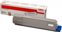 Toner do tiskárny Originálny toner OKI 44643001 (Žltý)