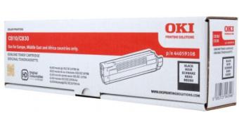 Originálny toner OKI 44059108 (Čierny)