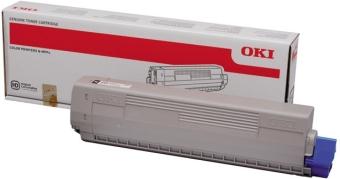 Originálny toner OKI 44844616 (Čierný)