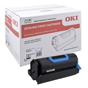 Originálny toner OKI 45488802 (Čierny)