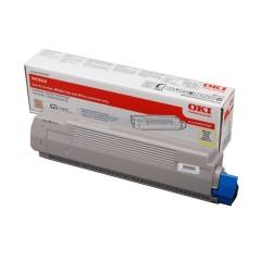 Toner do tiskárny Originálny toner OKI 44059209 (Žltý)