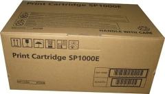 Toner do tiskárny Originálny toner Ricoh SP1000E (Čierný)