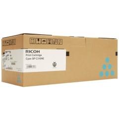 Toner do tiskárny Originálny toner Ricoh 406480 (Azúrový)