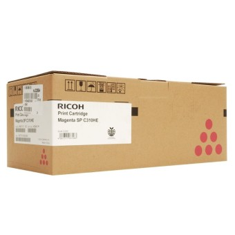 Originálny toner Ricoh 406481 (Purpurový)