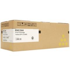 Toner do tiskárny Originálny toner Ricoh 406482 (Žltý)
