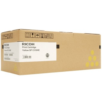 Originálny toner Ricoh 406482 (Žltý)