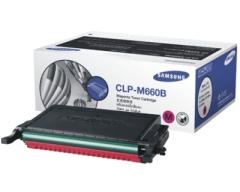 Toner do tiskárny Originálny toner SAMSUNG CLP-M660B (Purpurový)