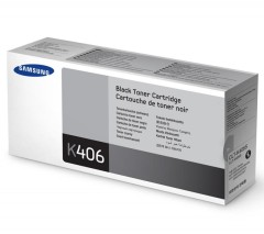 Toner do tiskárny Originálny toner Samsung CLT-K406S (Čierný)