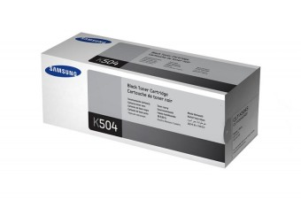 Originálny toner Samsung CLT-K504S (Čierny)