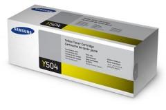 Toner do tiskárny Originálny toner Samsung CLT-Y504S (Žltý)