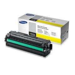 Toner do tiskárny Originálny toner Samsung CLT-Y506L (Žltý)