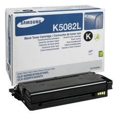 Toner do tiskárny Originálny toner Samsung CLT-K5082L (Čierny)