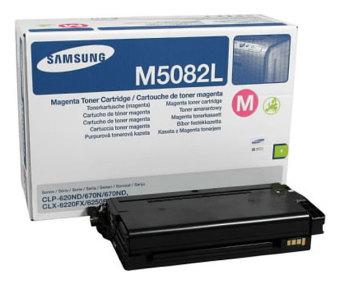 Originálny toner Samsung CLT-M5082L (Purpurový)