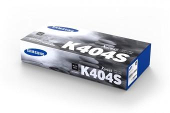 Originálny toner Samsung CLT-K404S (Čierny)