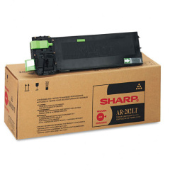 Toner do tiskárny Originálny toner Sharp AR-202LT (Čierný)
