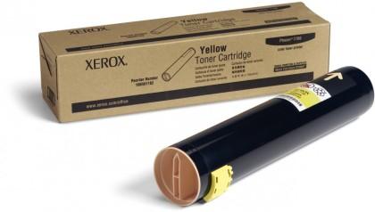 Originálny toner Xerox 106R01162 (Žltý)