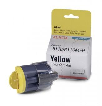 Originálny toner Xerox 106R01204 (Žltý)