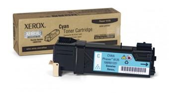 Originálny toner XEROX 106R01335 (Azúrový)