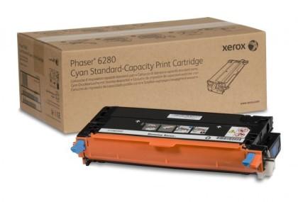 Originálny toner XEROX 106R01400  (Azúrový)