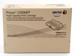 Toner do tiskárny Originálny toner Xerox 106R01412 (Čierny)