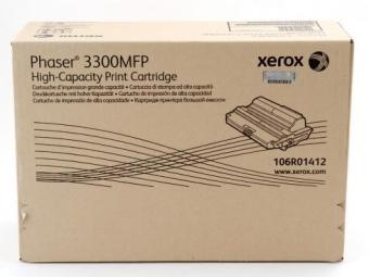 Originálny toner Xerox 106R01412 (Čierny)