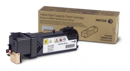 Originálny toner XEROX 106R01458 (Žltý)