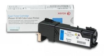Originálny toner XEROX 106R01481 (Azúrový)