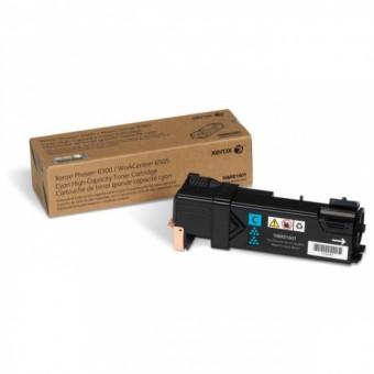 Originálny toner Xerox 106R01601 (Azúrový)