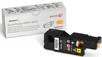 Originálny toner XEROX 106R01633 (Žltý)