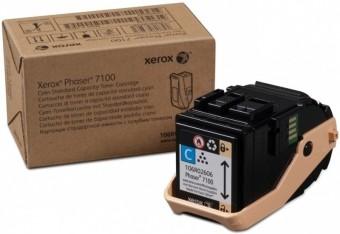 Originálny toner Xerox 106R02606 (Azúrový)
