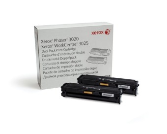Originálny toner Xerox 106R03048 (Čierny) multipack