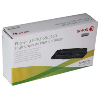Originálny toner Xerox 108R00909 (Čierny)